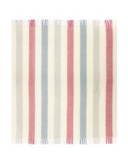 Country Attire Pure New Wool Stripe Throw