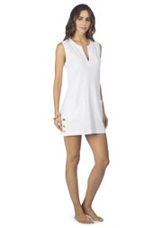 Ralph Lauren Button Tunic Women's Top
