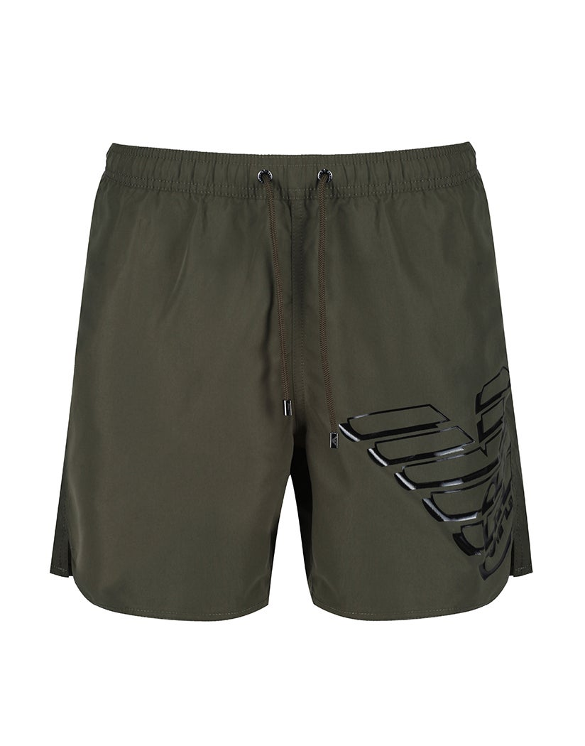 Emporio Armani Metal Eagle Swim Shorts