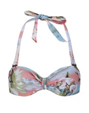Ted Baker Sowyer Bandeau Knot Detail Dame Bikinitop