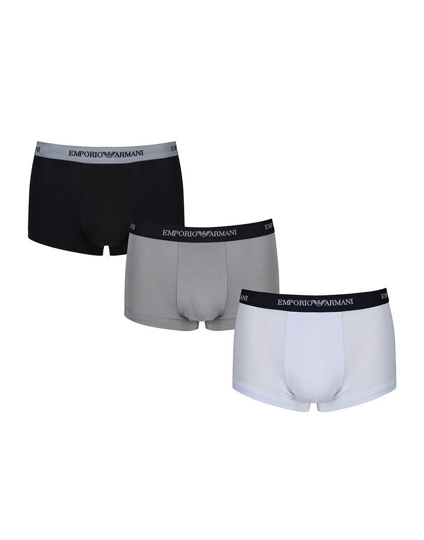 Emporio Armani Three Pack Boxer Shorts