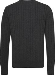 Tommy Hilfiger Cable Knit Crew Neck Knits