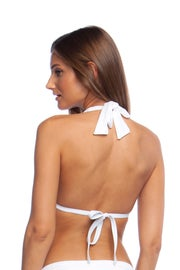 Ralph Lauren Bcs Mold Cup Slider Bikini Top