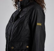 Barbour International Livingo Wax Dame Modejakke