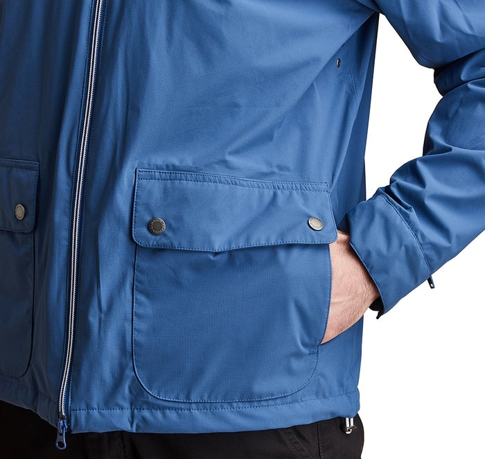 b22dc28aa2fea Barbour Howtown Jacket - Loch Blue | Country Attire