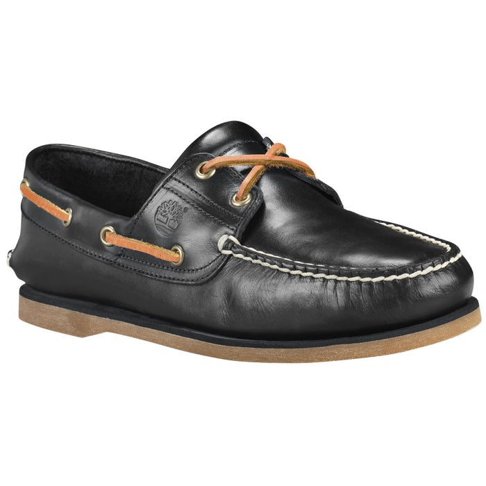 bafefc2a694 Timberland Classic 2 Eye Boat Dress Shoes