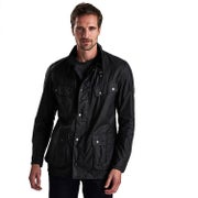 Wax Jacket Barbour International Lightweight Duke