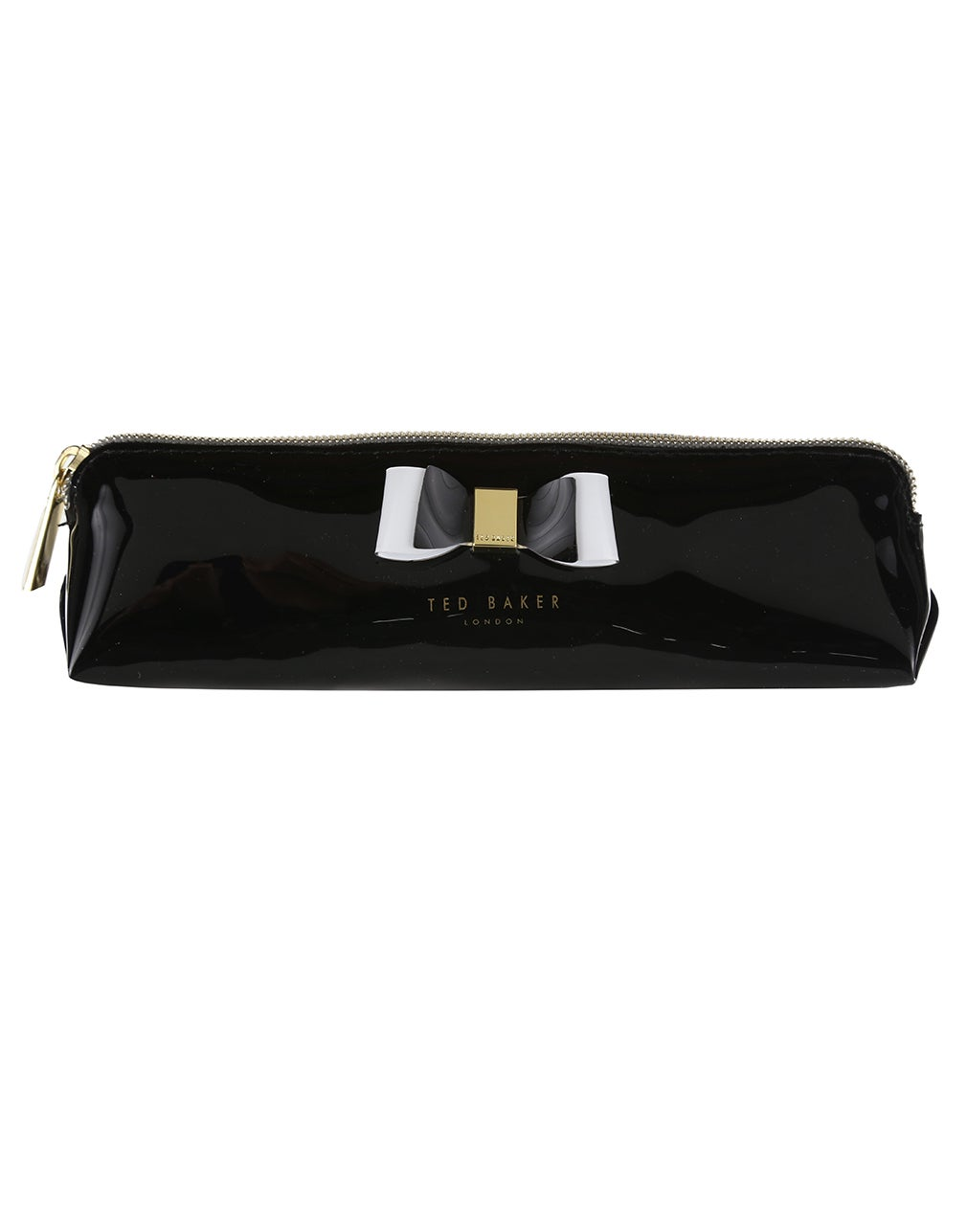 buy online a8a5d 39c43 Ted Baker Vals Bow Detail Pencil Women's Accessory Case - Black | Country  Attire