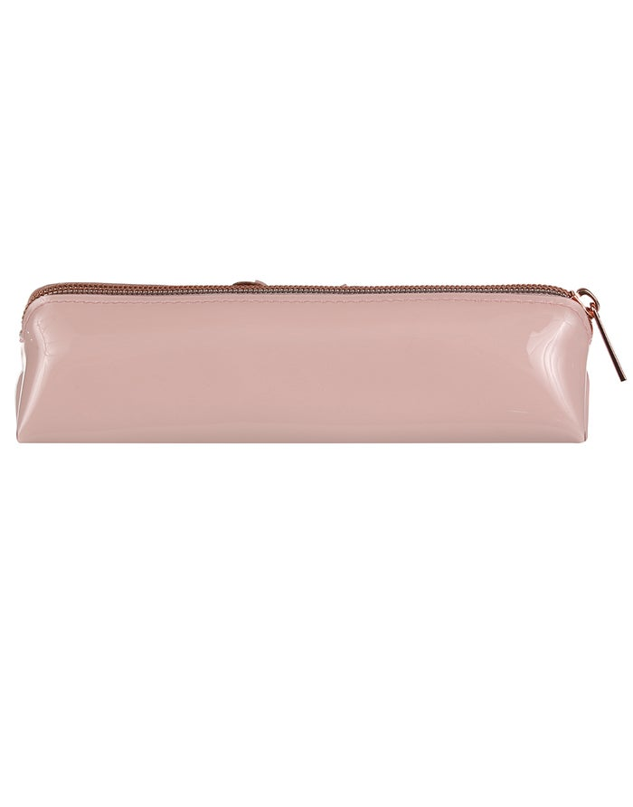 brand new cc083 7922b Ted Baker Vals Bow Detail Pencil Women's Accessory Case - Pink ...