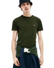 Lacoste Crew Neck Men's Short Sleeve T-Shirt