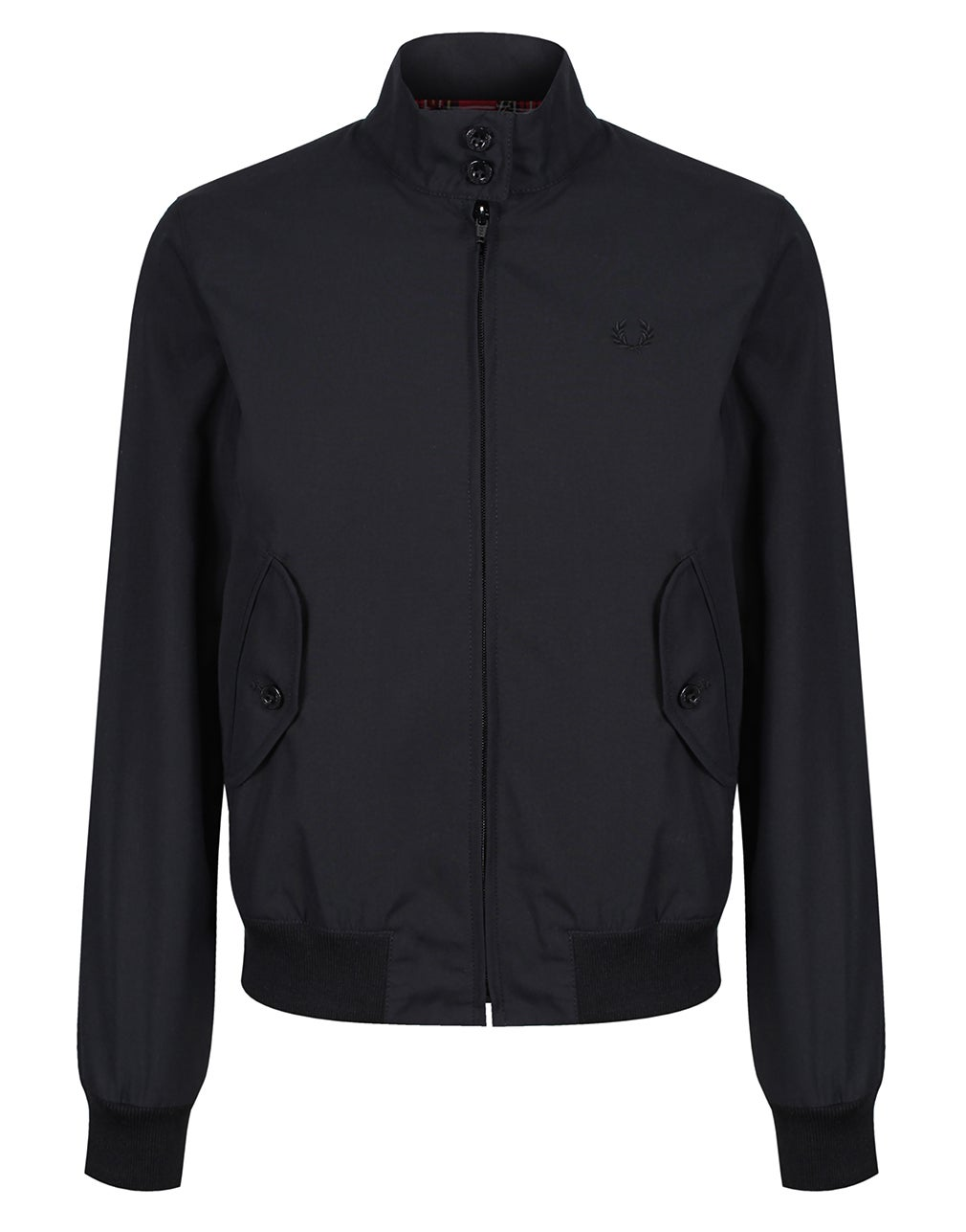 Fred Perry Re Issues Classic Harrington Jacke