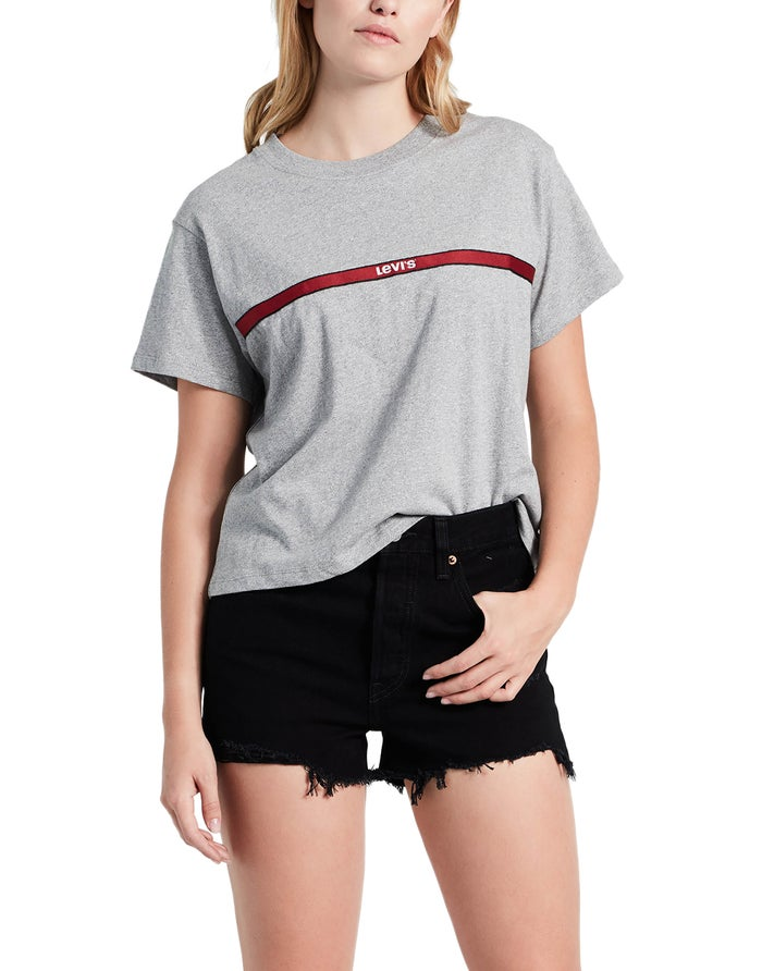 Levis Graphic Varsity Short Sleeve T-Shirt