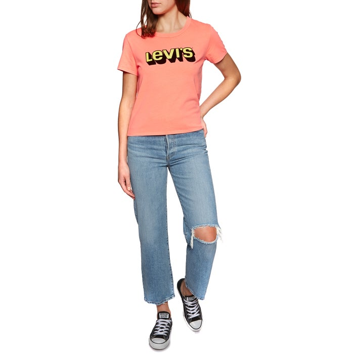 Levis Graphic Surf Kortærmede T-shirt