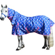 Derby House Limited Edition Unicorn Pro Light Medium Combo Turnout Rug