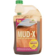 Global Herbs Mud X Syrup 1 Litre Skin Supplement
