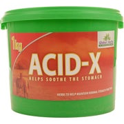 Global Herbs Acid X 1kg Digestion Supplement