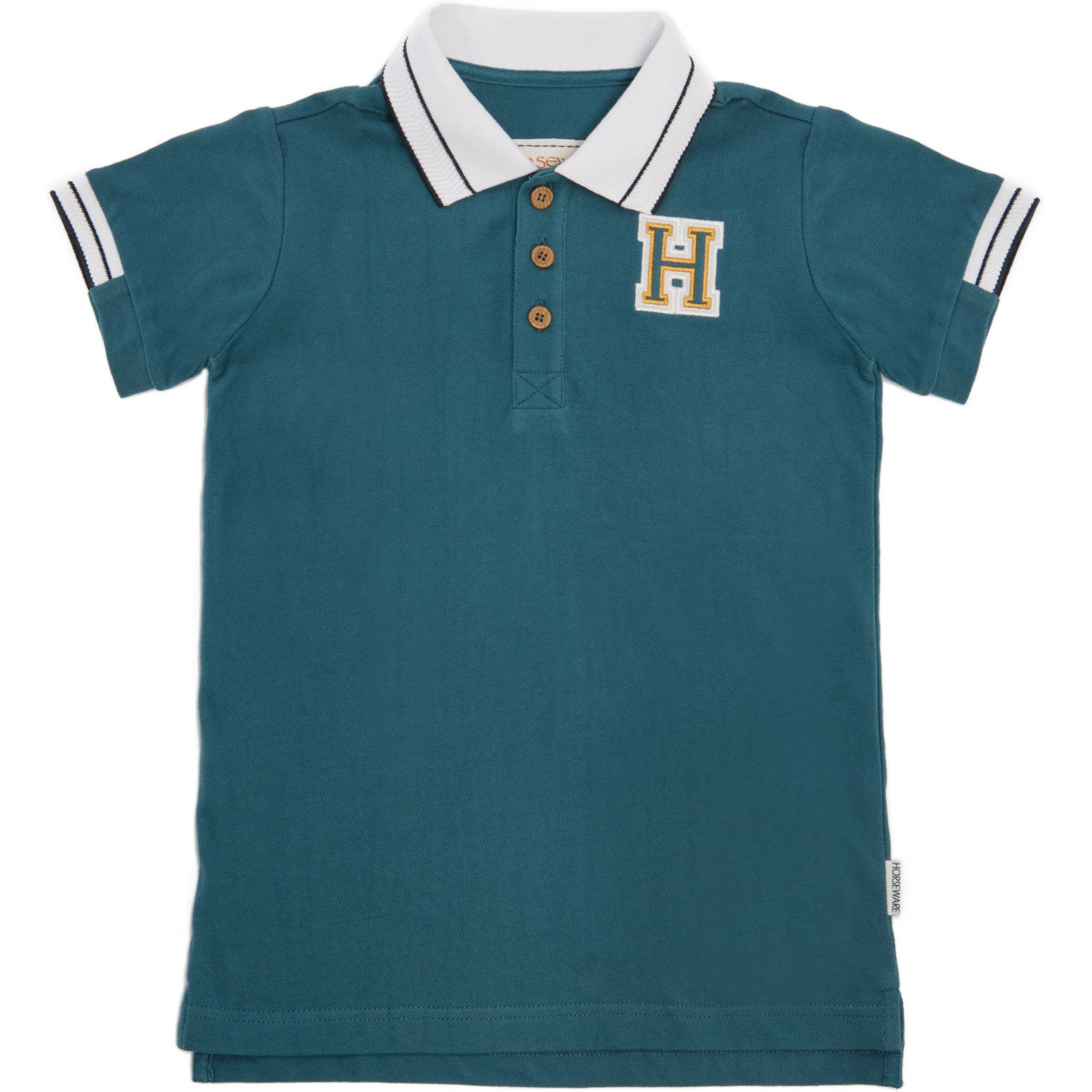 Horseware Pique Childrens Polo Shirt