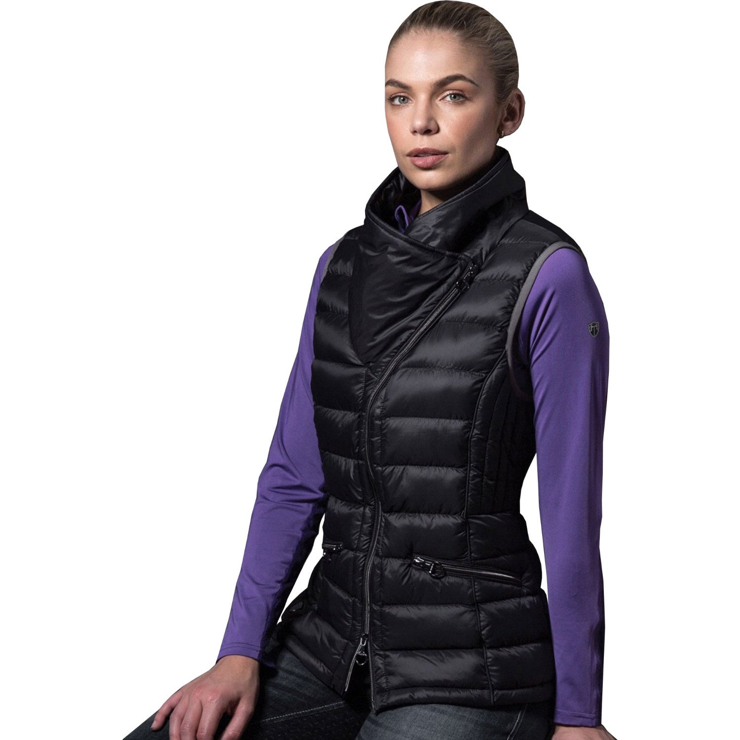Equetech Chalgrove Micro Packable Ladies Gilet Available