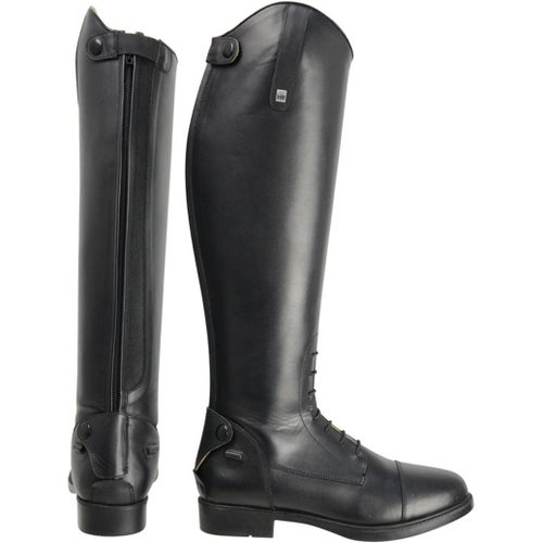 Hy Land Ladies Milan Leather Long Riding Boots Available