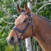 Stubben Waterford Snaffle Bridle