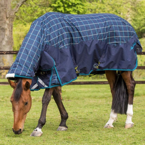 Mark Todd Heavy 350g Combo Turnout Rug