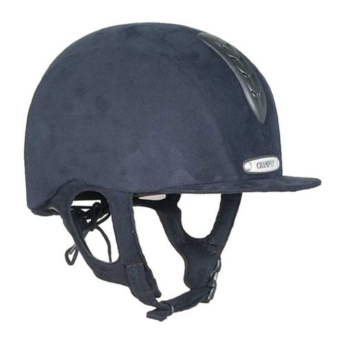 d8bbdf5b5d01f Champion Junior X-Air Plus Childrens Riding Hat - navy
