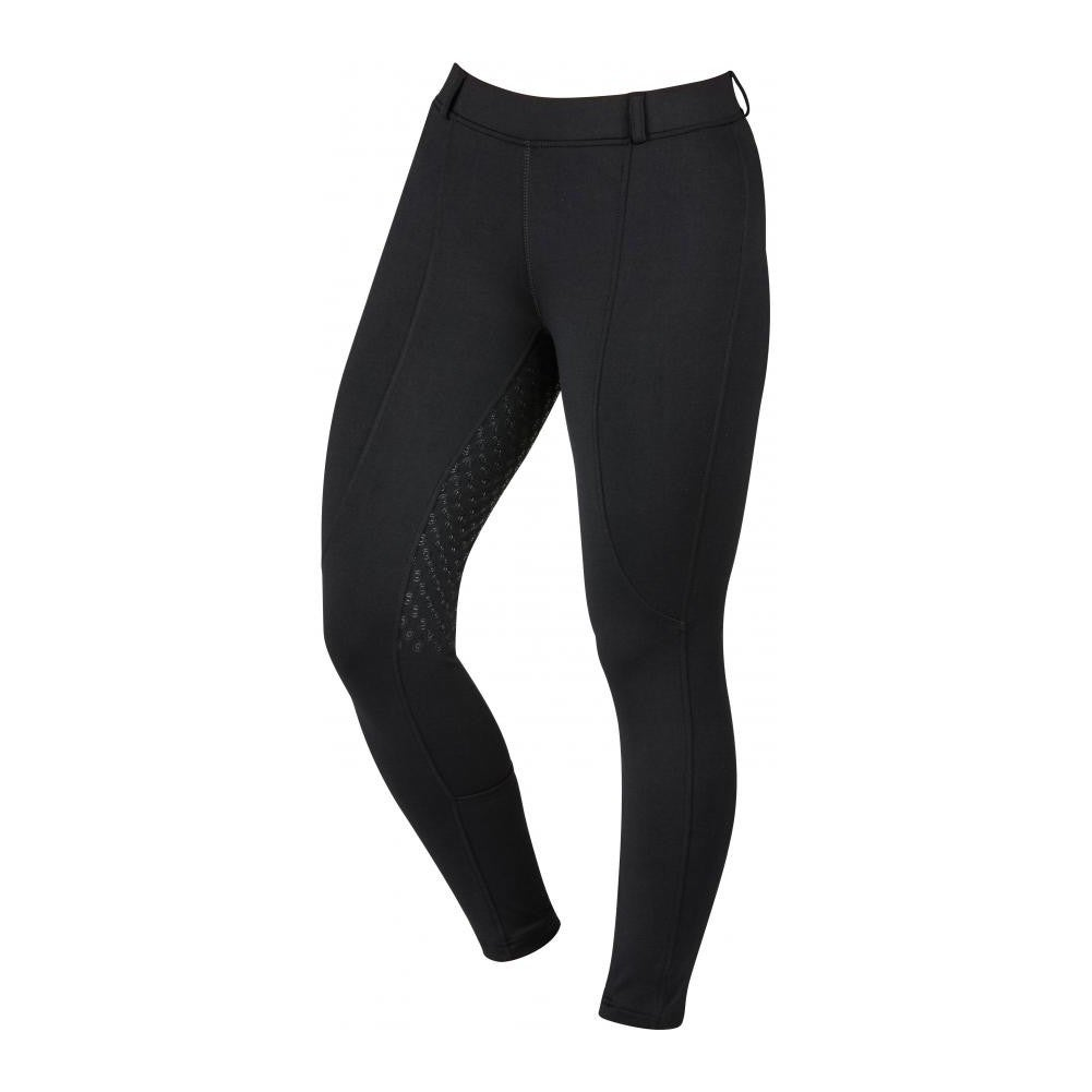 Reitbekleidung Dublin Ladies Cool-It Gel Riding Tights 30 inch Navy