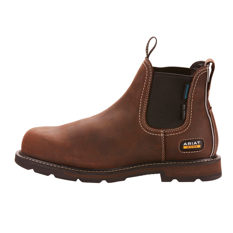 12b56cc65f2 Ariat Groundbreaker H2O Steel Toe Mens Safety Boots available from ...