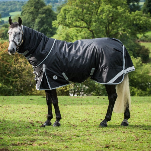 Derby House Elite Heavy Detach A Neck Turnout Rug