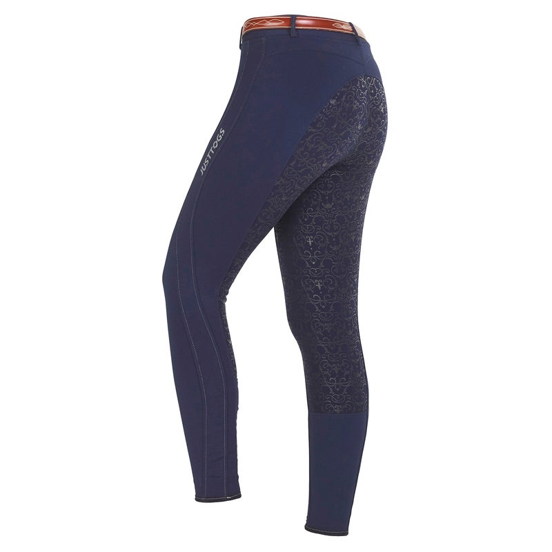45057b45f98 Just Togs Hudson Ladies Riding Tights available from Derbyhouse