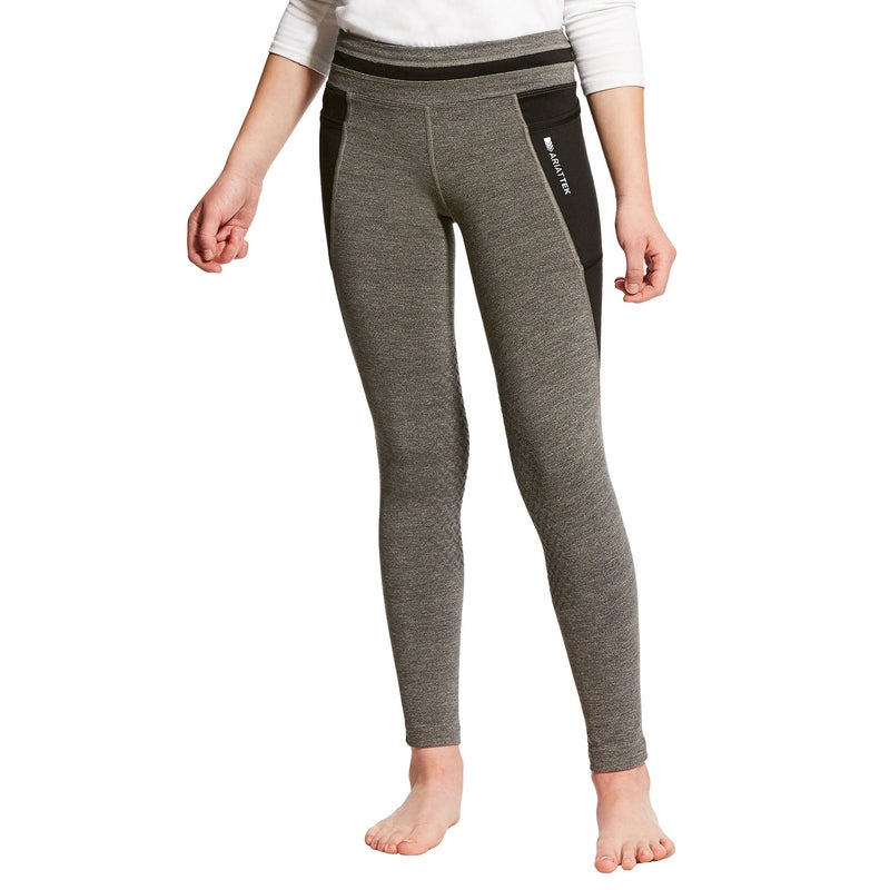 Ariat Freja Knee Patch Cooling Girls Riding Tights