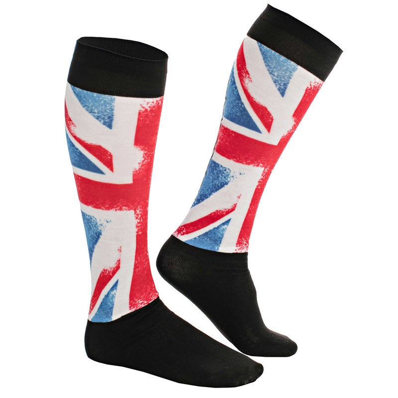 Horseware 2 Pack Uk Flag Print Socks