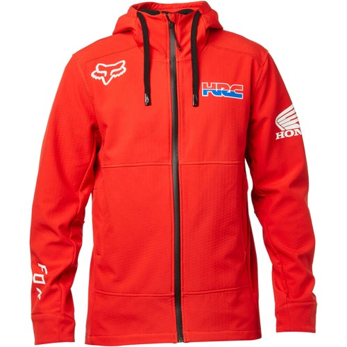 Fox Racing HRC Pit Jacket - Red