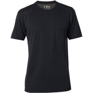 Fox Racing Redplate 360 Airline Short Sleeve T-Shirt - Black