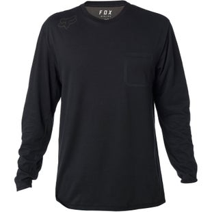 Fox Racing Redplate 360 Airline Long Sleeve T-Shirt - Black