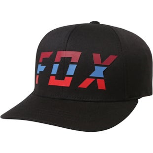 Fox Racing Smoke Blower Flexfit Youth Cap - Black