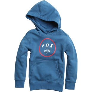Fox Racing Settled Youth Pullover Hoody - Dusty Blue