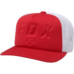 Fox Racing Foaming At The Moth Youth Cap - Red