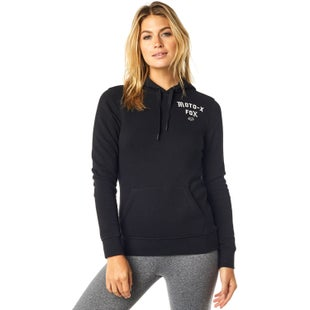 Fox Racing Arch Womens Pullover Hoody - Black
