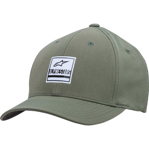 Alpinestars Stated Cap - Military Green