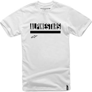 Alpinestars Stated Short Sleeve T-Shirt - White