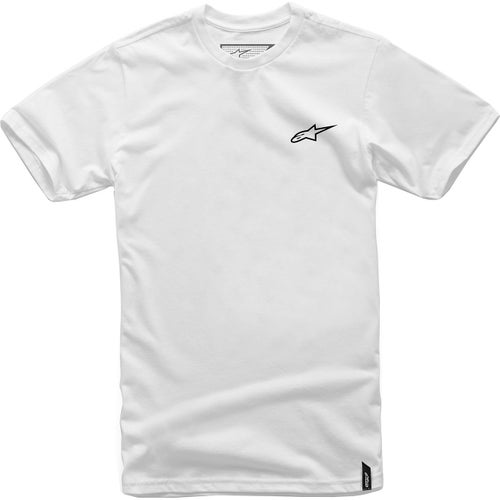 Alpinestars Neu Ageless Short Sleeve T-Shirt - White