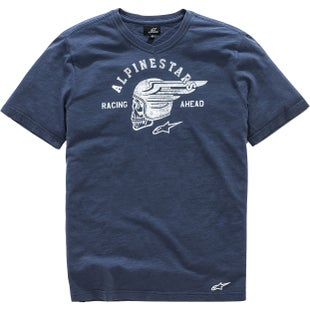 Alpinestars Ramp Short Sleeve T-Shirt - Navy