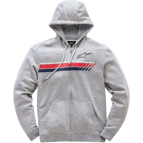 Alpinestars Pivotal Zip Hoody - Grey Heather