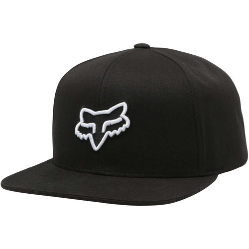 Fox Racing Legacy Snapback Cap - Black
