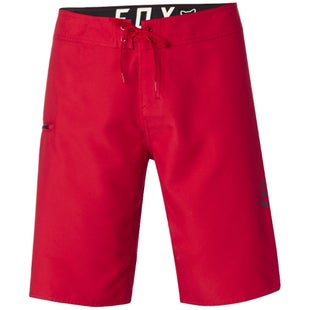 Fox Racing Overhead Boardshorts - Dark Red
