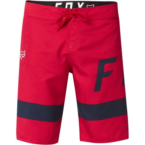 Fox Racing Listless Boardshorts - Dark Red