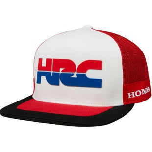 Fox Racing HRC Snapback Cap - Red