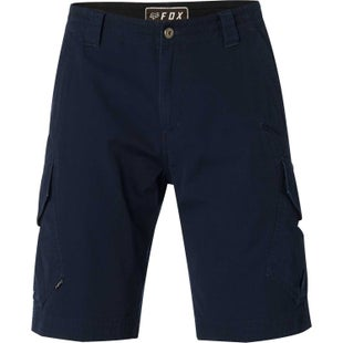 Fox Racing Slambozo Cargo Walk Shorts - Midnight