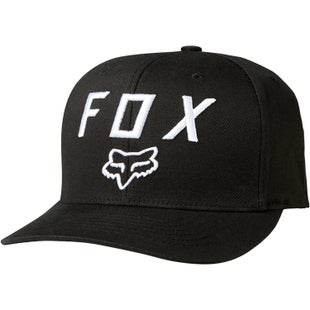 Fox Racing Legacy Moth 110 Snapback Cap - Black